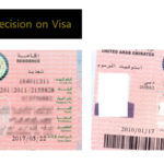 NEW UAE CABINET DECISION ON VISA